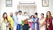 Film artistes express gratitude to PM
