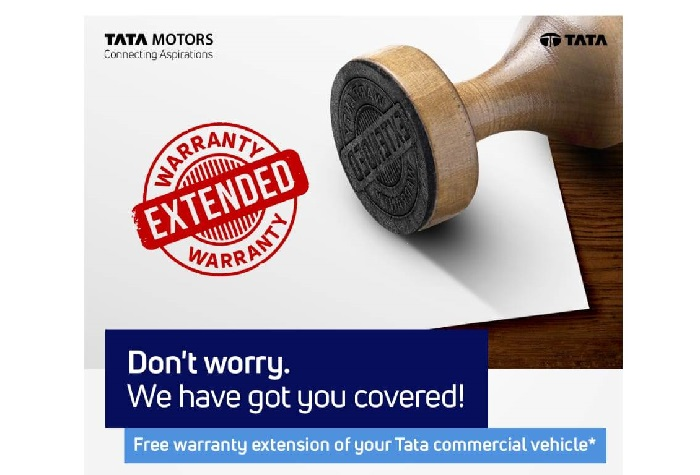 Tata Motors announces warranty extension of all its commercial vehicles in Bangladesh