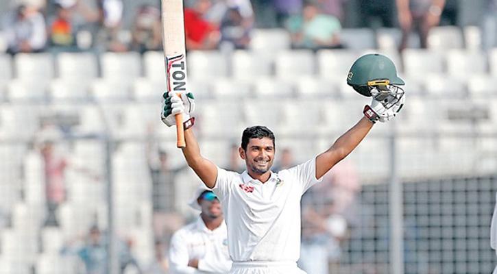 Mahmudullah hits ton, Taskin fifty as Bangladesh cross 400
