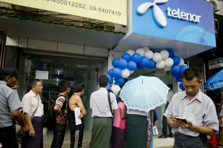 Norway's Telenor quits Myanmar over military coup