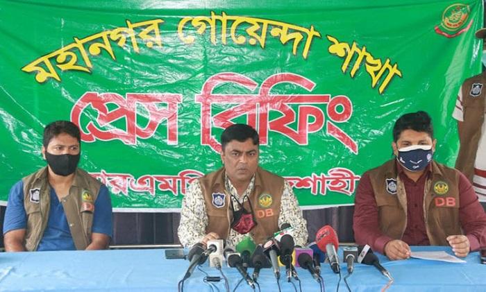 3 held for making fake Covid-19 certificates in Rajshahi