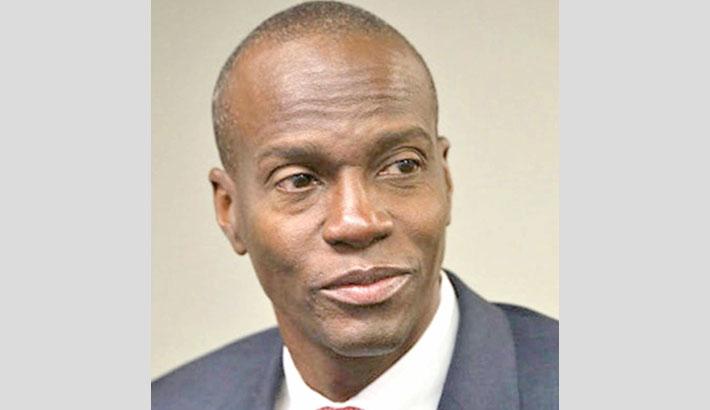 Haiti president assassinated at home