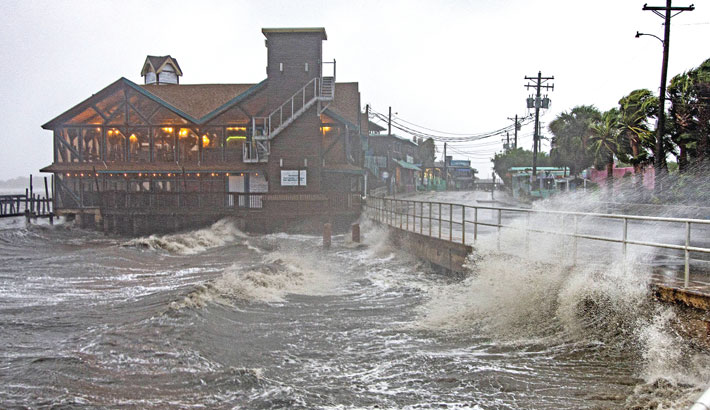 Storm Elsa moving on Florida after battering Cuba