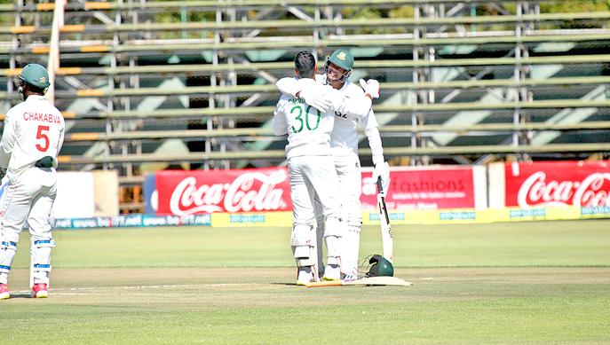 Batsmen dominate on second day