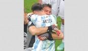 Messi hails Martinez as a 'phenomenon'