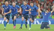 Italy edge out Spain on penalties to reach Euro final