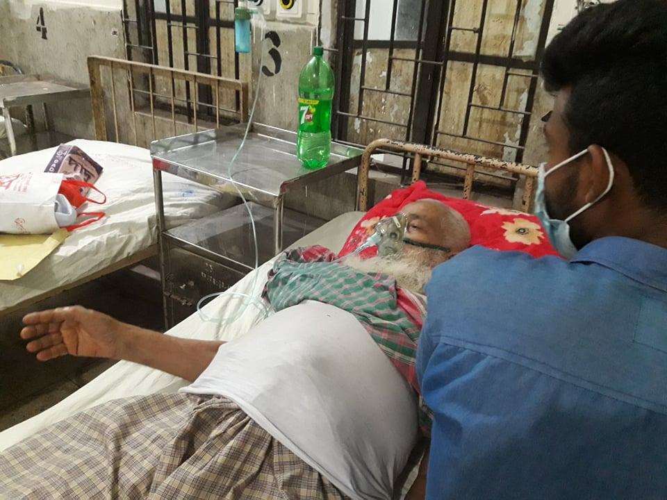Covid-19: 18 more die at Rajshahi Medical College Hospital's Covid unit in a day