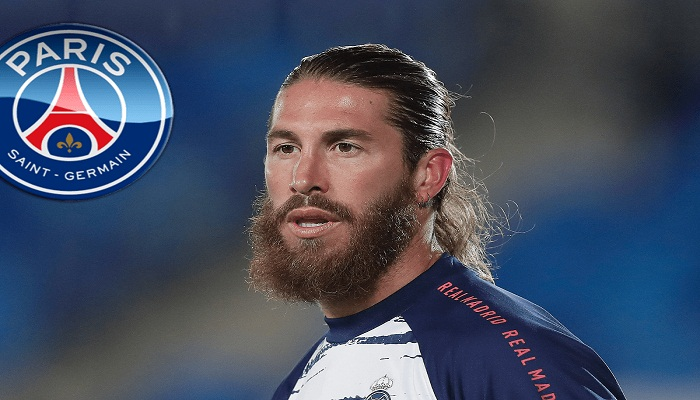 Sergio Ramos: Former Real Madrid defender joins Paris St-Germain on two-year deal