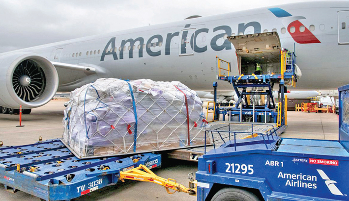 Global air cargo up 9.4pc in May: IATA