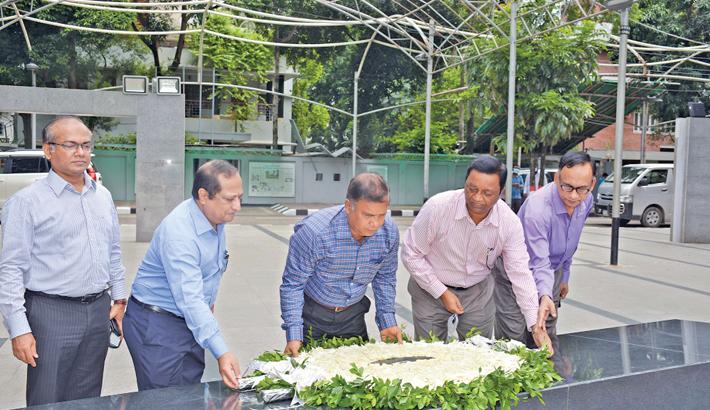 BEZA executive chairman pays tribute to Bangabandhu