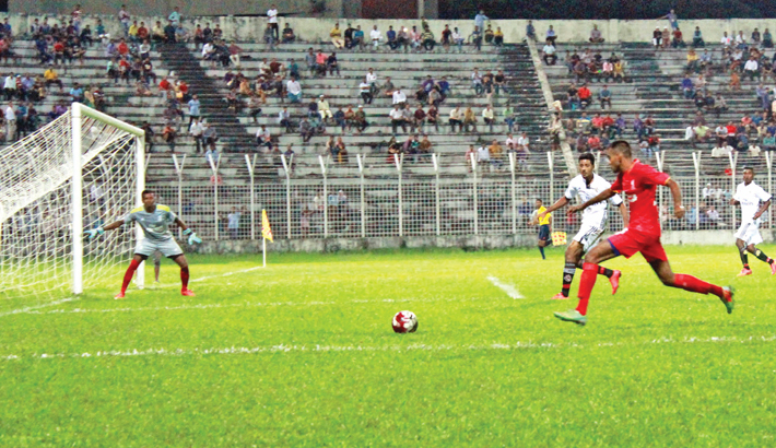 Sylhet to become country's next football hub