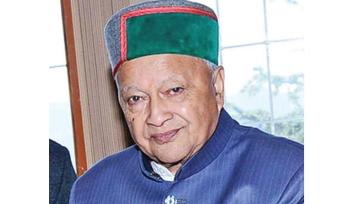 Ex-Himachal Pradesh CM Virbhadra Singh dies