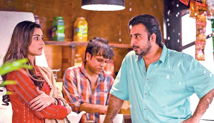 Nisho, Tisha in Ariyan's 'Hello Shunchhen'