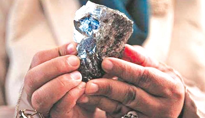 Botswana unearths 2nd huge diamond