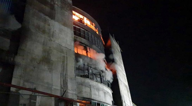 Five-member probe committee formed over N'ganj fire