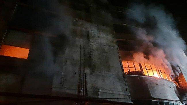 N'ganj fire kills at least 50: Fire Service