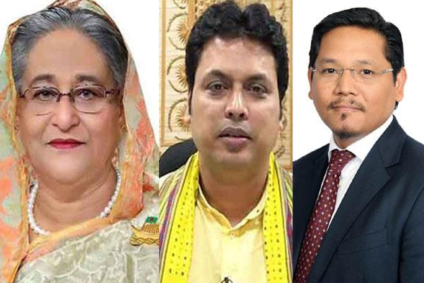 Tripura, Meghalaya CMs plan to send return gifts after receiving mango from Bangladesh PM