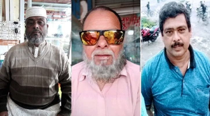 Covid-19: 3 brothers die on the same day in Natore!
