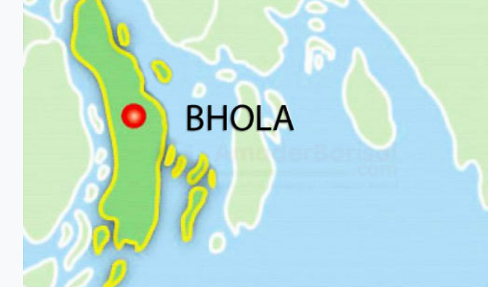 76 fined for defying strict lockdown in Bhola