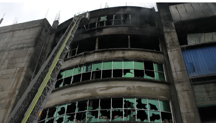 Deeply saddened by loss of lives in tragic fire: India