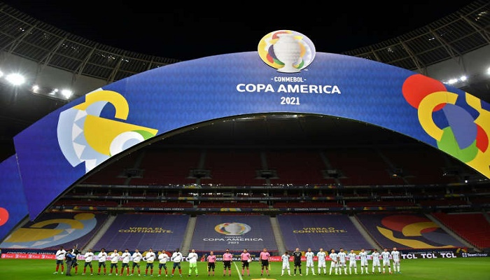 Rio to allow fans for Brazil-Argentina final of Copa America