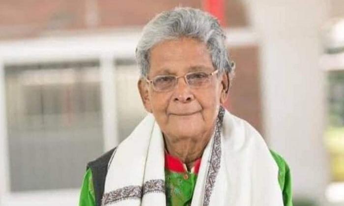 Poet Arun Dasgupta passes away