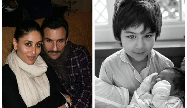 Kareena Kapoor-Saif Ali Khan name younger son 'Jeh'