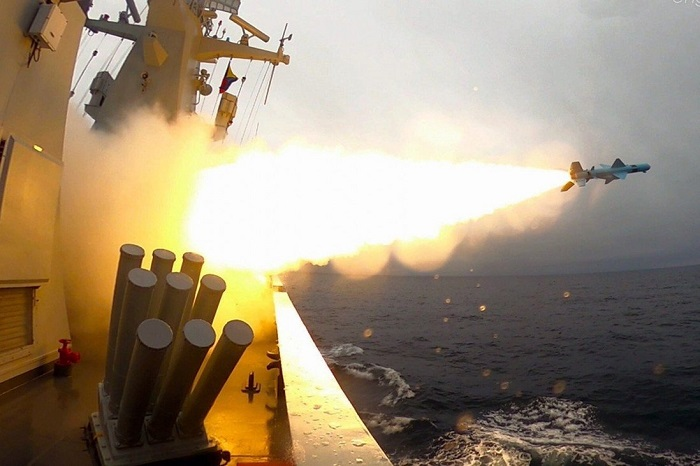 China conducts military drills off east coast in Yellow Sea