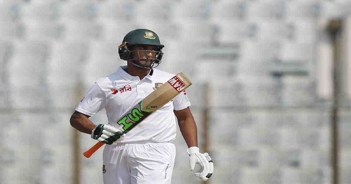 """Mahmudullah says """"dramatic"""" goodbye to Test cricket, given guard of honour"""