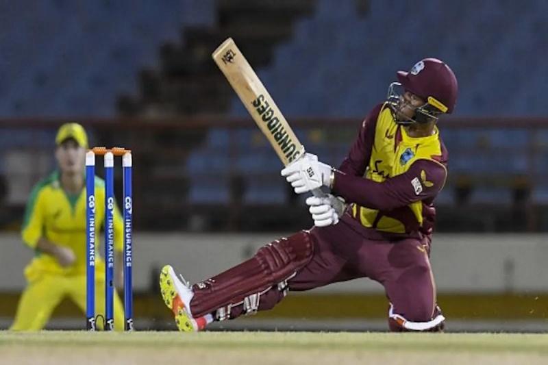Hetmyer powers West Indies, seize 2-0 series lead