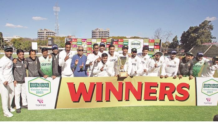 Zimbabwe win will inspire Tigers ahead