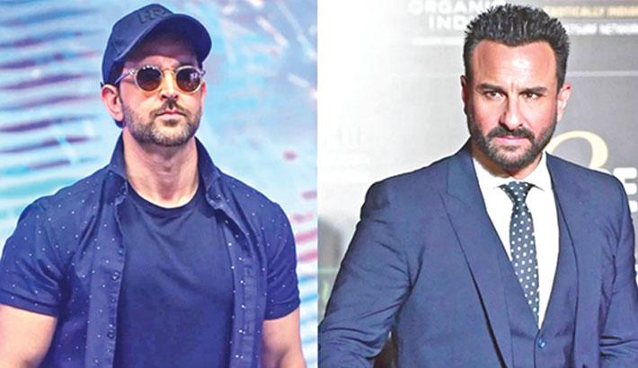 Hrithik, Saif to star in 'Vikram Vedha'