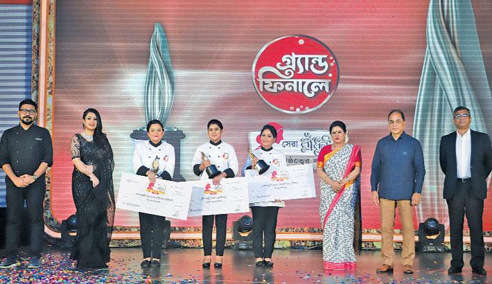 Sadia Taher becomes champion of Shera Radhuni