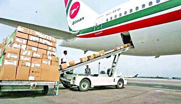 BGMEA requests Biman to improve cargo handling services