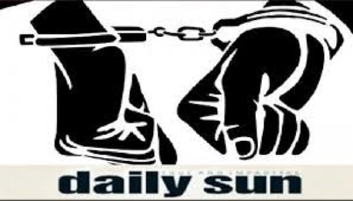 7 including chief coordinator of human trafficking syndicate held