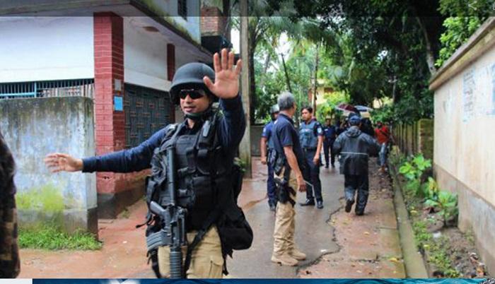 CTTC cordons off militant hideout at Araihazar