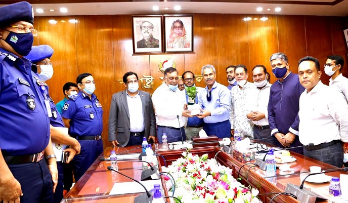 BGMEA urges government to beef up security to prevent RGM goods theft on highway