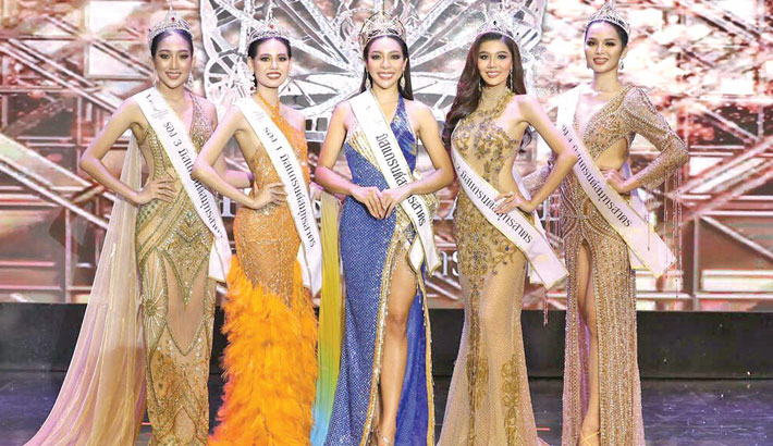 Thai beauty pageant probed over corona cluster