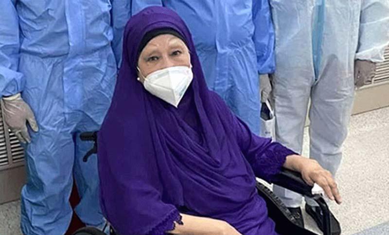 Khaleda Zia to receive Covid-19 vaccine