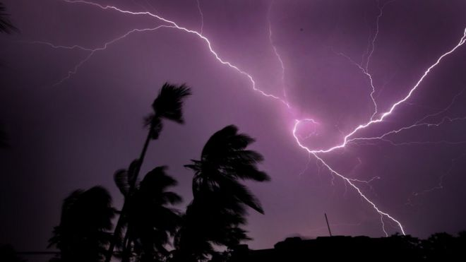 Lightning kills over 60 in India