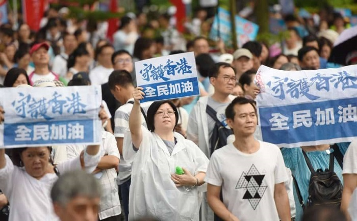 National Security Law Casts Shadow on Future of Hong Kongers