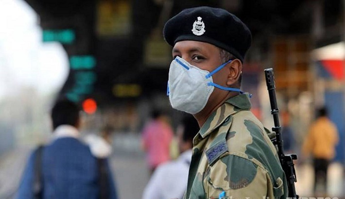 Over 330 Covid deaths reported in Central Armed Police Forces in India