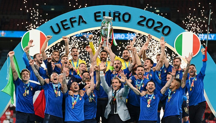 Euro 2020 final: Italy beat England 3-2 on penalties to win their 2nd European Championship title