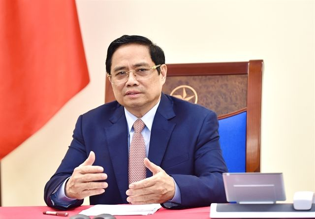 Vietnam and India to strengthen their strategic partnerships; leaders Pham and Modi hold phone talk