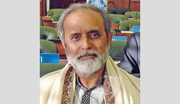 Poet Nurul Huda made new DG of Bangla Academy
