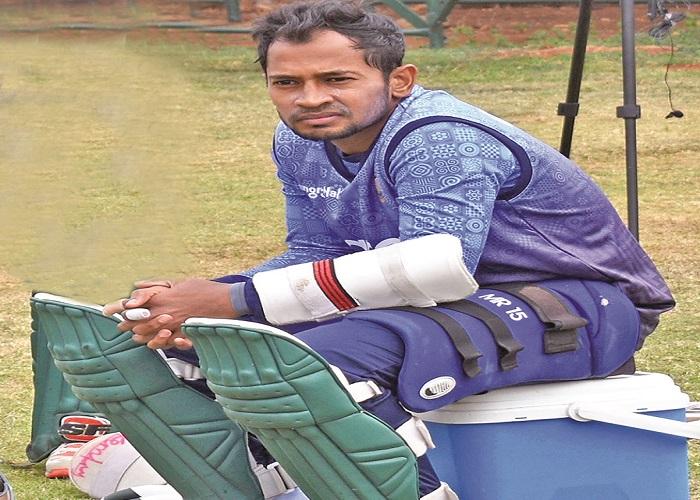 Mushfiq available for Zim T20s