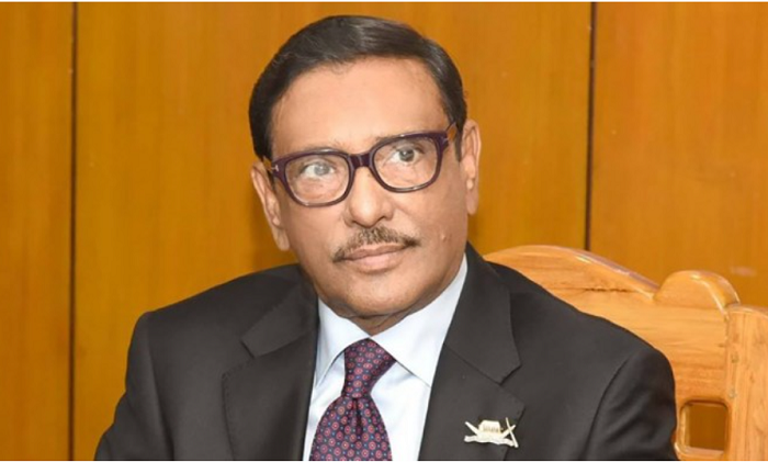 Quader urges all not to rush to terminals, cattle markets irresponsibly
