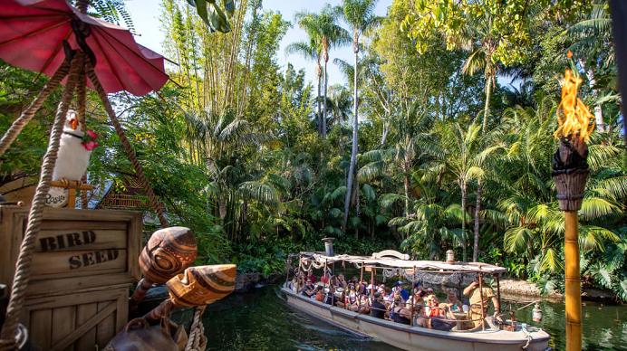 Disneyland set to reopen its Jungle Cruise ride