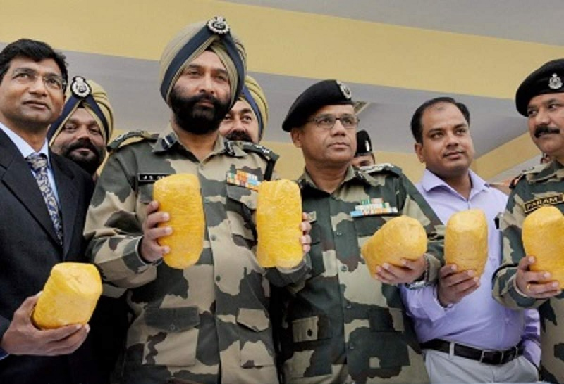 Police in Indian capital bust major drug haul of 354 kg heroin