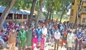 Bashundhara Group distributes relief